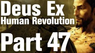 Deus Ex: Human Revolution Walkthrough Part 47 - Picus Boss: Yelena Fedorova