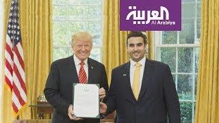 خالد بن سلمان يبدأ عمله في واشنطن