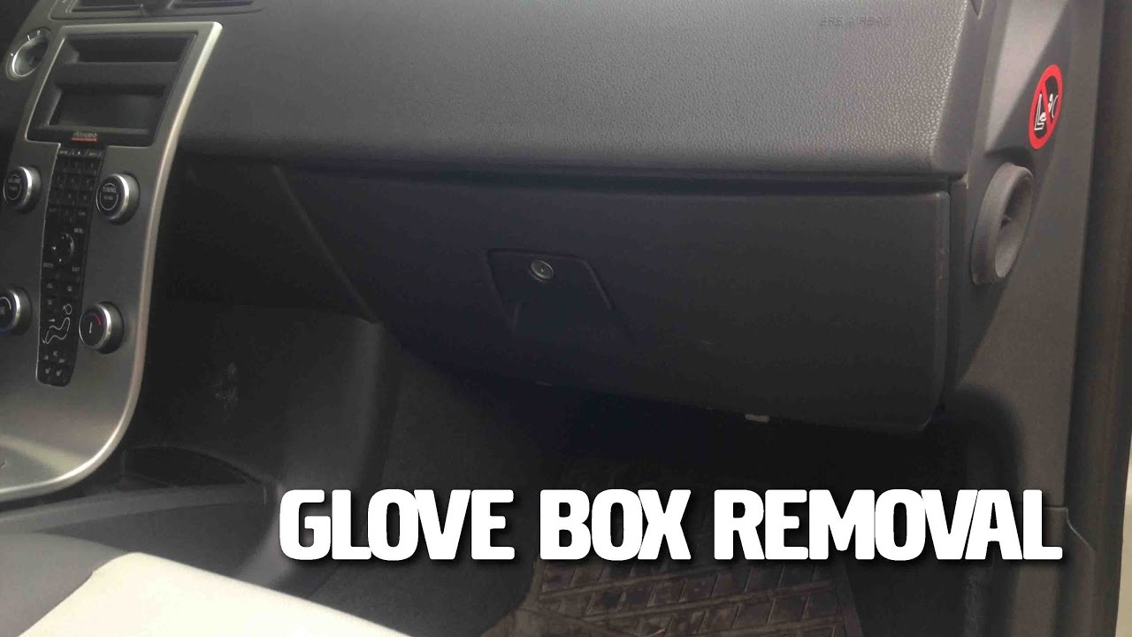 [How To Remove Glovebox On A 2010 Volvo C30] - Blower ...