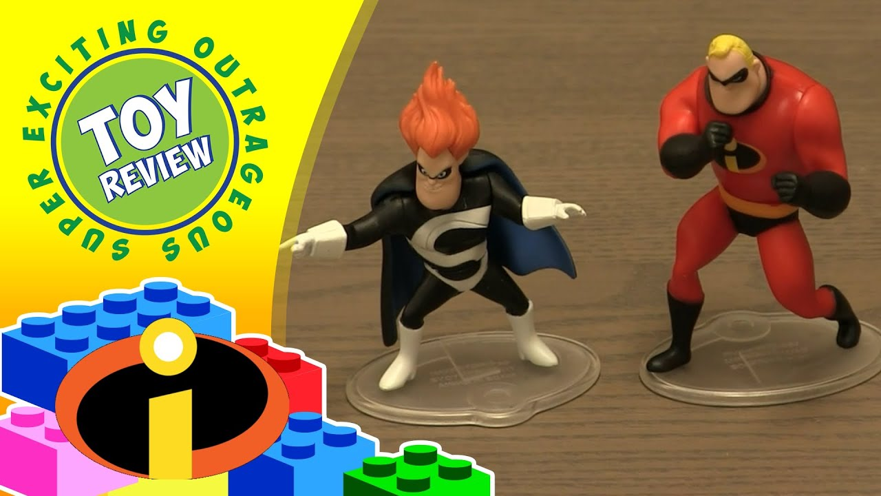 Best Incredibles Toys Reviewed : Disney pixar the incredibles mr incredible syndrome