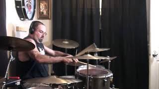 Sinsaenum - Army of Chaos (Drum Cover) Joey Jordison Tribute