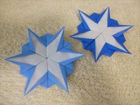 折り紙の 折り紙のメダルの作り方 : youtube.com