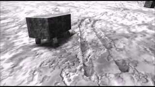 NVIDIA Heightfield - Techdemo zeigt verformbare Fahrzeuge