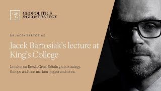 Jacek Bartosiak 's lecture at King's College 15.11.2017