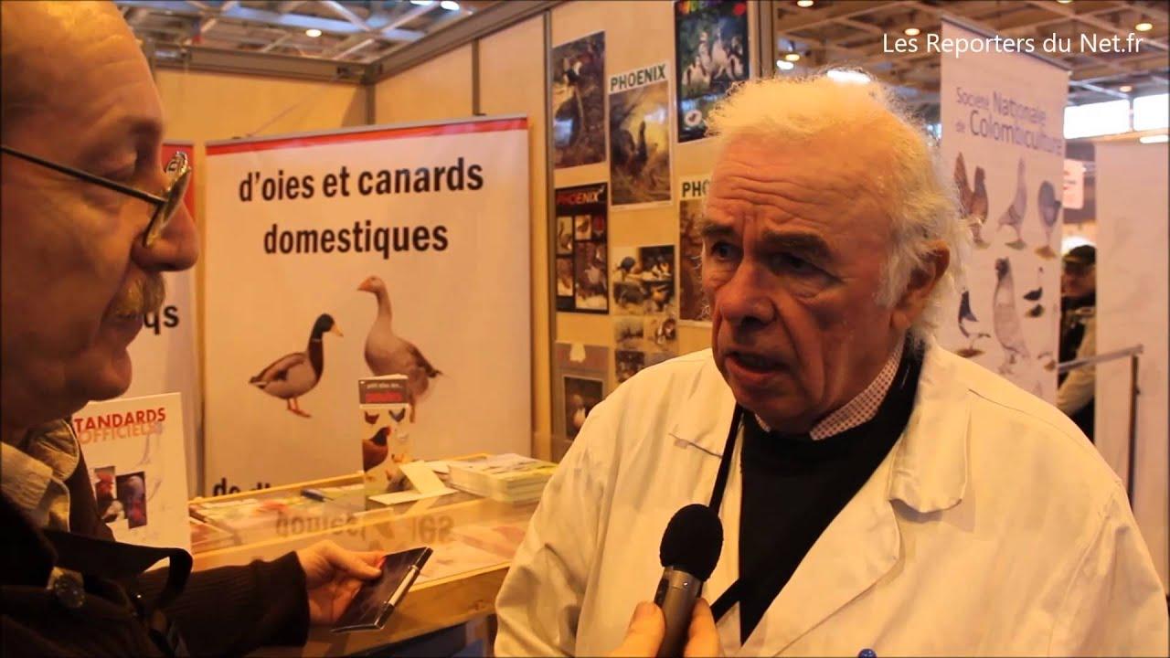 Magazine avicole salon de l 39 agriculture de paris youtube - Salon de lagriculture ...