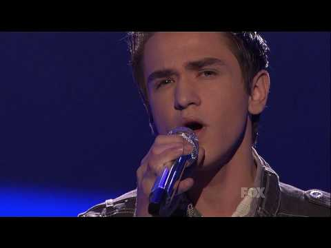 Aaron Kelly - Top 6 - You've Got A Way