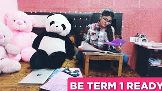 Topper Student Vlog| Board Exam में कैसे करतें हैं Top| Learn To Study like Toppers for #term1