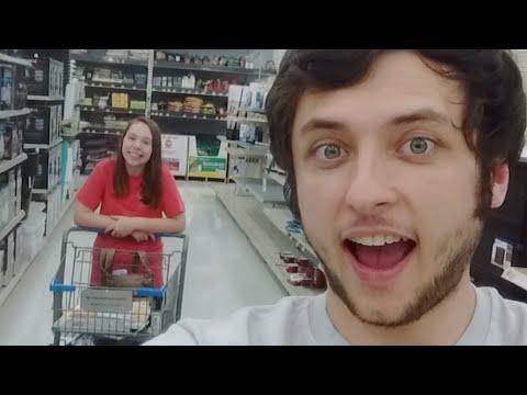 Walmart Shopping IRL (Join Us)
