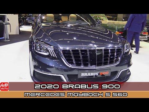 2020 Brabus 900 Mercedes Maybach S 560 - Exterior And Interior - Frankfurt Motor Show 2019