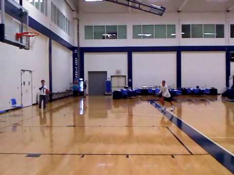 Talor Battle- Penn State Basketball- Reverse