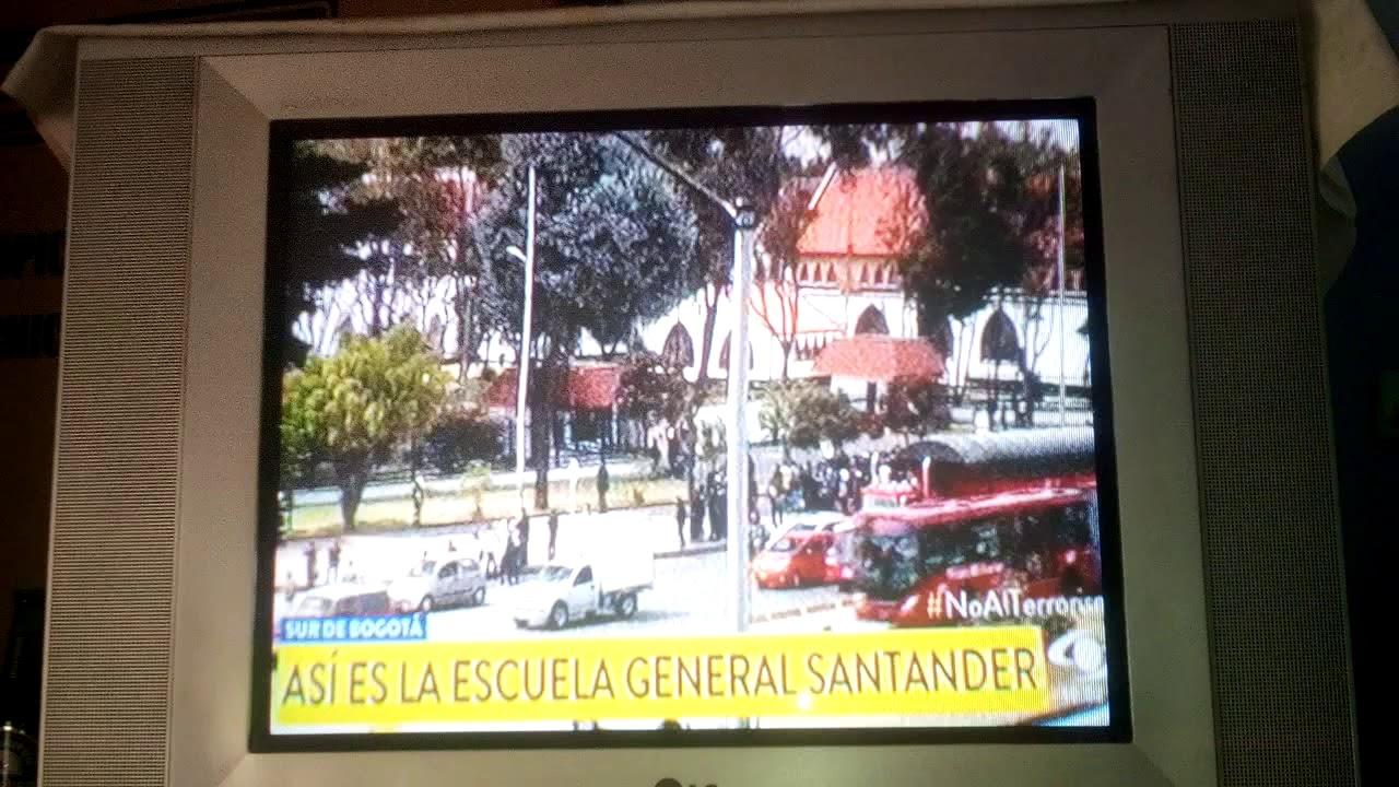 Increible Explosión De Auto bomba En Colombia - Bogota #NoticiasCaracol