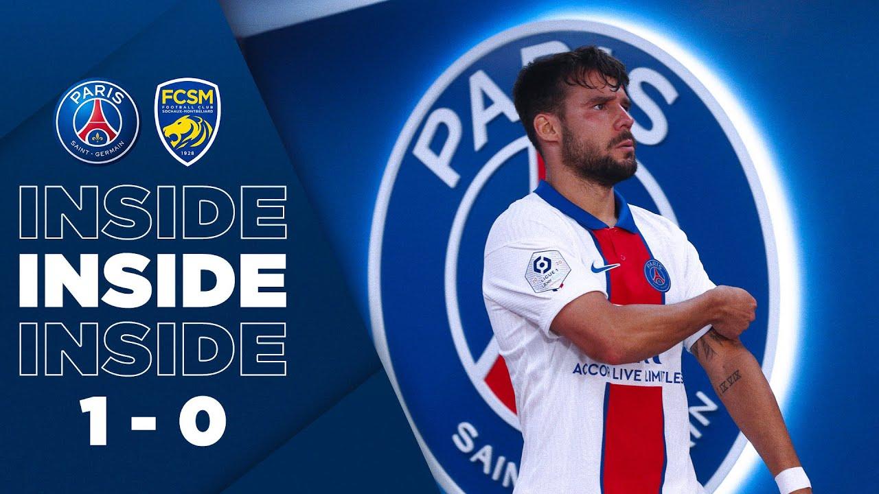🆕👕 NOUVEAU MAILLOT ET NOUVEL INSIDE ! ⚽️ Paris Saint-Germain 🆚 FC Sochaux