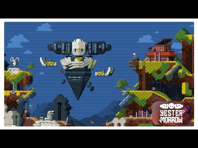 YesterMorrow  - Gameplay 1080p 60fps