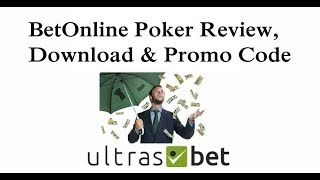 BetOnline Poker Review, Download & Promo Code