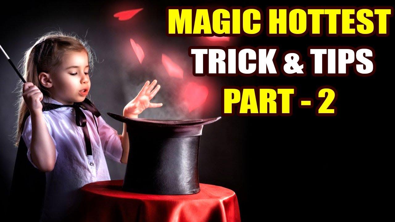 how to learn magic in telugu