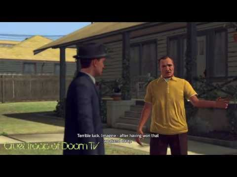 L.A. Noire: Perfect Interrogation - Dudley Forman at his house [Elysian Fields Case]