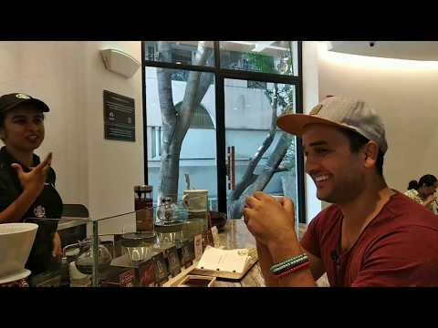 Brewing in Starbucks|Bangalore new experience|RLC VLOGS:05