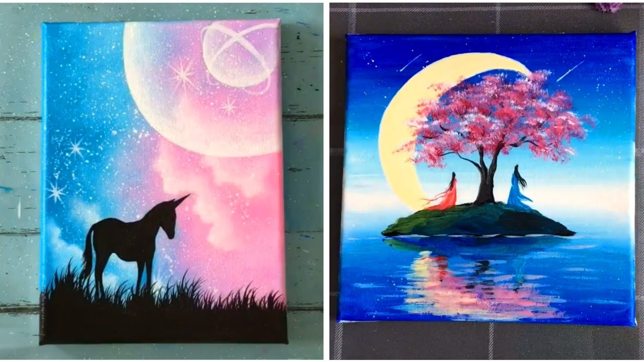 Awesome Easy Paintings