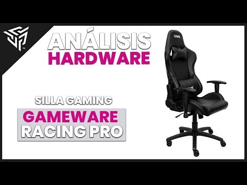 Racing Game Pro Silla Review Gaming De Gameware fIvm6yY7bg
