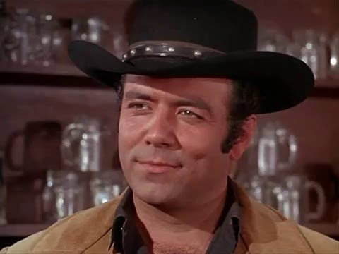Pernell Roberts who played Adam Cartwright in Bonanza R I P