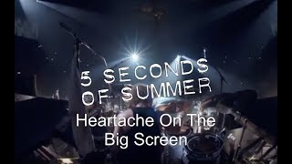 Repeat youtube video 5 Seconds Of Summer - Heartache On The Big Screen (Live At Wembley Arena)