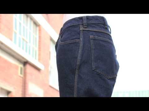 Jonsson Superstrong Work Jeans, An African Icon Of Strength.