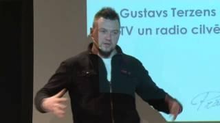 Gustavs Terzens:Mediju vara  - Prāta kutināšana