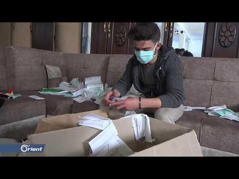 مشغل لتصنيع الكمامات الطبية بالمناطق المحررة لمكافحة إنتشار فيروس كورونا  - نشر قبل 57 دقيقة