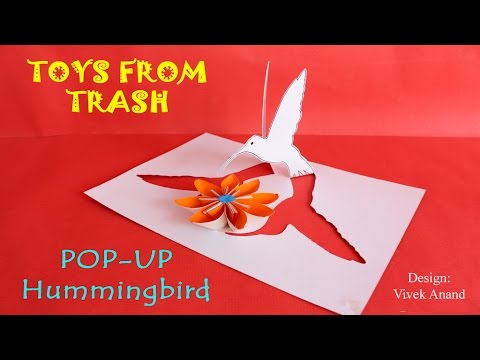 how to make a beautiful pop up card