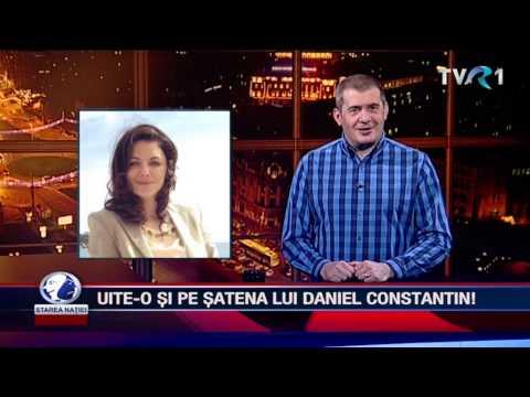 UITE-O ȘI PE ȘATENA LUI DANIEL CONSTANTIN!