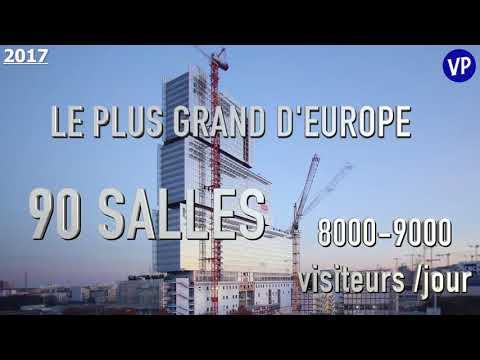 Les coulisses du nouveau Palais de justice de Paris