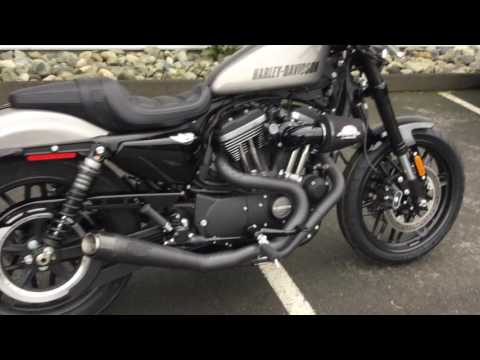 Harley Roadster For Sale San Diego >> 2017 HARLEY-DAVIDSON SPORTSTER ROADSTER BATTLE OF THE K... | Doovi