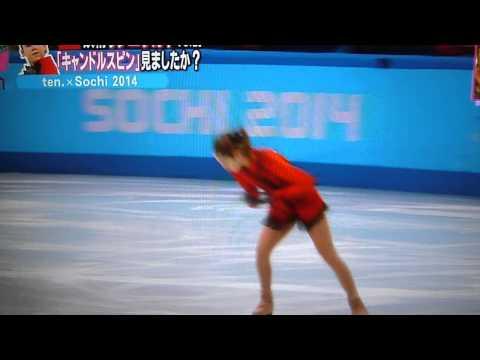 リプニツカヤ LIPNITSKAYA Yulia フィギュアスケート女子シングル