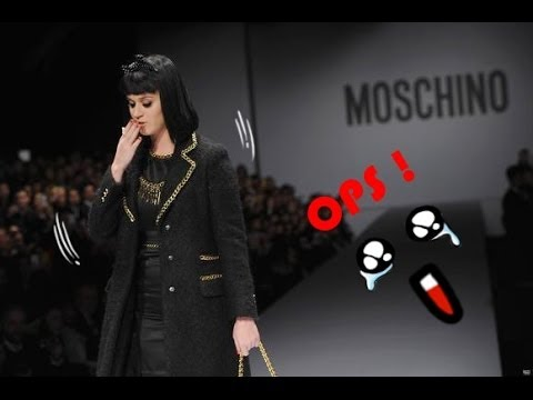 A Katy Perry la tontería de ser modelo le sale rana, ranísima