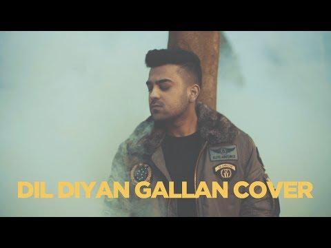 Zain Worldwide -  Dil Diyan Gallan (Cover)