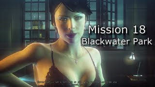 Hitman: Absolution - Mission 18 - Blackwater Park - Hard Walkthrough - Silent Assassin