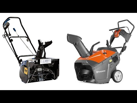 Top 10 Best Snow Blowers Reviews In 2016, Best Electric Snowblower for the Money