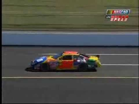 2006 UAW-Ford 500 Qualifying David Gilliland secures pole position