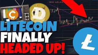 BE READY: Litecoin Will Finally Start Heading Up. Dogecoin MAJOR Move Coming Too!