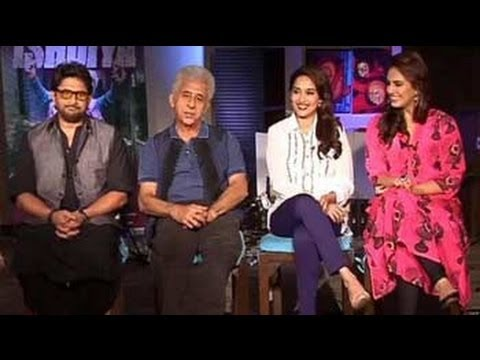 Meet the cast of Dedh Ishqiya as they discuss lust and mischief
