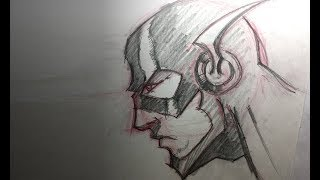How To Draw Flash 6 Mins...or LESS