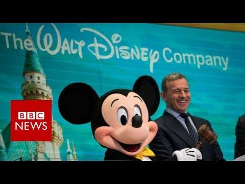 Why is Disney buying Fox? – BBC News