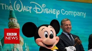 Disney has been focused on acquiring content, buying Pixar and Luca...