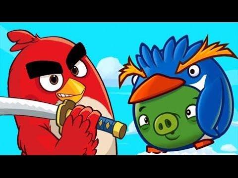 Злые Птички Снова Наказали Свиней | Angry Birds Epic прохождение (iOS, Android)