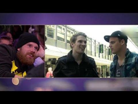 De spectaculaire auditie van Stefan voor StukTV! - RTL LATE NIGHT