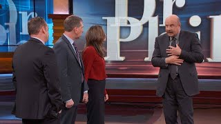 Dr. Phil: 'I Am Not Going To Be Part Of A Process That Includes Exploitation Of Children'
