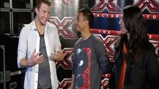 Hype ( Lazy J & Big Guy) - The X Factor Australia 2011 Audition