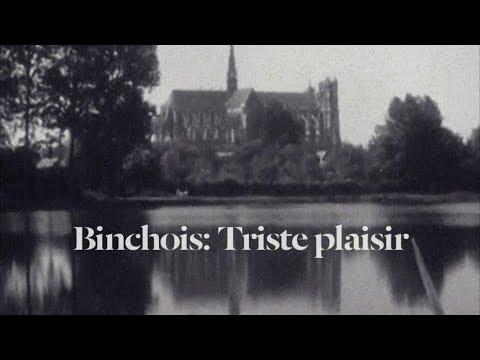 Jeremy Denk - Binchois: Triste Plaisir Mp3