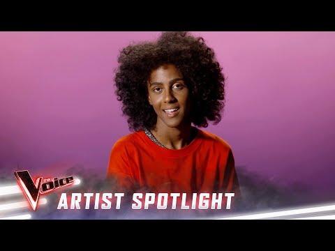 Artist Spotlight: Amanuael Visser | The Voice Australia Season 8