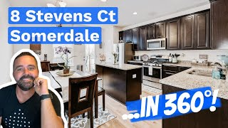Tour 8 Stevens Ct, Somerdale, NJ 08083... in 360°! | The JFKLiving Team